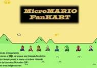Micro Mario Fan Kart