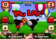 Piedra Papel Tijera (MUK-CHI-PA game)