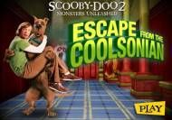 Imagen del juego: Scooby Doo 2 Monsters Unleashed - Escape from the Coolsonian