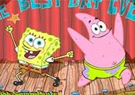 Bob Esponja en The best day ever