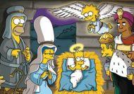 La caza del tesoro de los Simpson