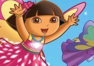 Dora y los números ocultos