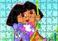 El puzzle de Dora la Exploradora y Botas 4