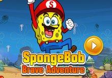 Las aventuras del bravo Bob Esponja