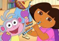 Busca las diferencias con Dora