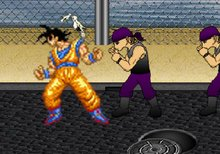 Dragon Ball Z: Goku Fusion