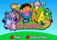 Aprende inglés con Dora