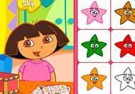 Jugando al Bingo con Dora