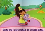 La fiesta de la princesa Dora
