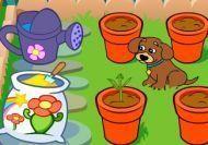 El jardín mágico de Dora
