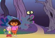 Dora y Botas en el Bosque fantasma