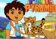 El puzzle de la pirámide de Diego