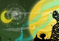 Crea tu cielo nocturno