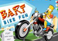 Bart, diversión en moto