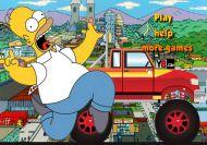 Homer y su Bigfoot