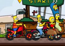 La carrera familiar de los Simpson