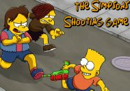 El juego de disparos de los Simpson