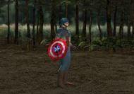 Capitán América - El escudo vengador