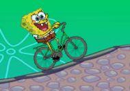 La bicicleta de Bob Esponja