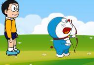 Doraemon arquero