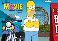 Homer y la bola de la muerte