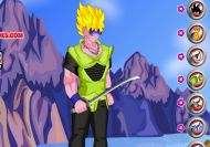 Vestir a Son Goku 1