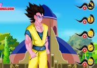 Vestir a Son Goku 2