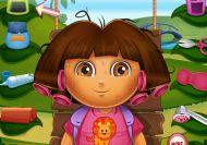 Dora y el gran maquillaje