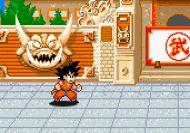 Dragon Ball Z Goku jump