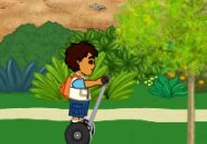 Diego Segway al rescate de Dora