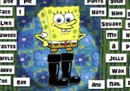 Inglés con Bob esponja y sus botas