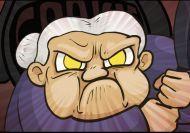 La abuela intoxicada