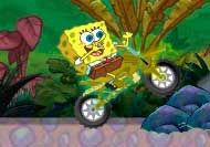 Sponge Bob Squarepants X-Treme Bike