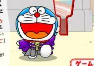 Juego de Doraemon de bádminton
