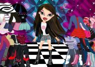 Jade Bratz Dress up Game