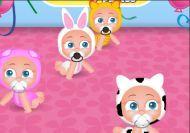 Fiesta de los disfraces de los Bebés Barriguitas