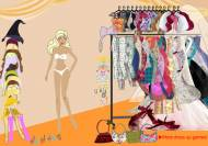 Imagen del juego: Barbie dress up game