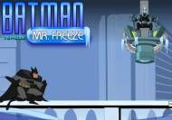 Batman versus MR. Freeze