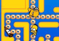 Simpsons - Pac Man