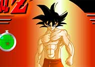 Dragon Ball Z - Vestir a Son Goku