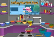 Cooking New York Pizza